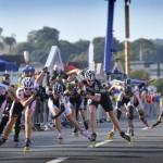 Run&Roll Day: Stadtautobahn als Paradies für Läufer und Skater