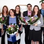 Graduiertenförderung 2015: Präsidium der Universität Paderborn vergibt sieben Stipendien