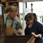 Wissenschaftliche Volontärin Julia Trillhof lüftet ein Geheimnis der Wewelsburg