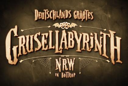 Grusellabyrinth NRW - Logo 300dpi CMYK