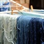 """Färberwerkstatt """"Blau"""" im LWL-Freilichtmuseum Detmold"""