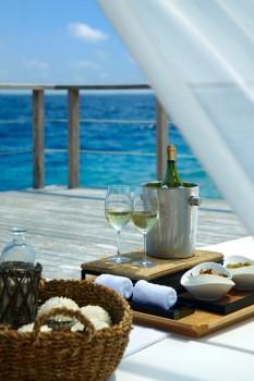 benjarong deck with cabana detail B