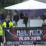 Festival rockt Nordlippe: Trotz Regen war RailRock-Festival ein Erfolg
