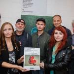 Das FREIMODEKULTUR-Magazin der FH Bielefeld wurde gebührend gefeiert