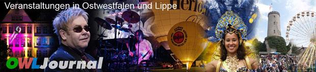 Veranstaltungen in Ostwestfalen und Lippe