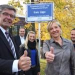 European Energy Award in Gold: Lippe zweitbester Landkreis in Deutschland