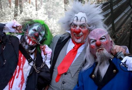 Halloween - der Jahrmarkt des Schreckens 2015