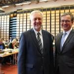 Stadtrat besuchte die Universität Paderborn