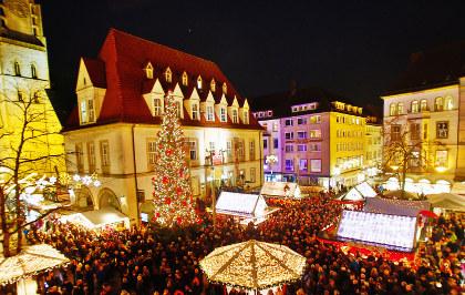 Bielefelder Weihnachtsmarkt (Alter Markt)