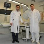 Schonende Darstellung der Gefäße für Patienten mit eingeschränkter Nierenfunktion