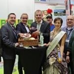 Landrat und Umweltminister Remmel besuchen Grüne Woche in Berlin