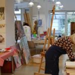 Freie Plätze im Marta-Workshop mit dem Künstler Lars Rosenbohm – Beginn am 1. März