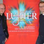 Pop-Oratorium Luther: 2.500 SängerInnen gesucht!