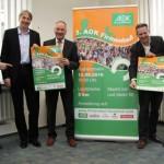 AOK-Firmenlauf Bielefeld geht in die dritte Runde