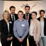 Sechs bundesbeste IHK-Prüflinge aus Ostwestfalen in Berlin geehrt
