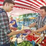 Abendmarkt auf dem Klosterplatz geht in die zweite Saison