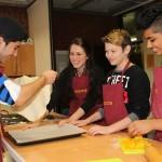Internationales Begegnungscafé an der Geschwister-Scholl-Gesamtschule