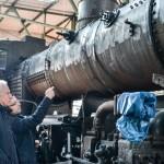 MdB Cajus Caesar macht sich für die Dampflok LIPPERLAND stark