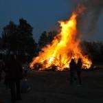 Auch Traditionsfeuer rechtzeitig anmelden