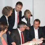 "Offizielle Immatrikulationsfeier für neuen Studiengang ""Integrationsmanager/in"""
