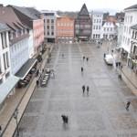Markt erhält ein Wasserspiel – Aufwertung der Mindener Innenstadt