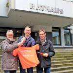 Staffellauf nach Oldenzaal an Christi Himmelfahrt