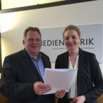 Kooperation der Fachhochschule des Mittelstands (FHM) und der MEDIENFABRIK