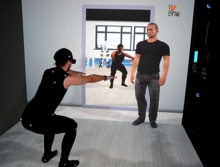 Virtuelles-Training