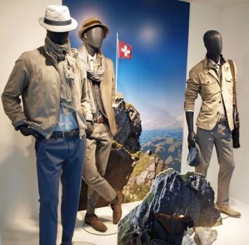 bugatti-Herren-Schaufenster