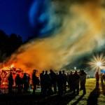 Förderverein für die Feuerwehr Augustdorf e.V. lädt zum traditionellen Osterfeuer
