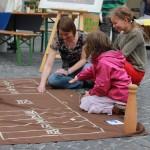 Museum in der Kaiserpfalz auf dem Weg zum Osterfest