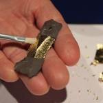 Mit dem Kulturrucksack beim mittelalterlichen Goldschmied