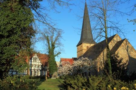 Apostelkirche©Gütersloh-Mar