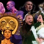 Eine traumhafte Nacht im Zeichen der Musicals