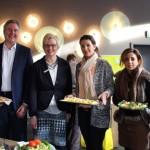 Wie immer gut besucht: 150 Frauen beim Internationalen Frauenfrühstück
