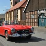 ADAC Westfalen-Lippe-Fahrt für Oldtimer