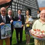 """ADAC OWL Vorstellung Heimatwettbewerb """"Bauern- und Landcafes"""""""