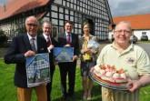 ADAC OWL Vorstellung Heimatwettbewerb 2016 Löhr, Auf dem Hövel, Freidank, Hempelmann, Meyer zu Müdehorst
