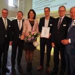 """""""IHK-Tourismuspreis Teutoburger Wald"""" Kommune Bad Salzuflen verliehen"""