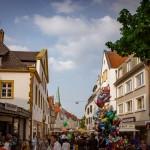 IMPESSIONEN – Leineweber Markt 2016 Bielefeld