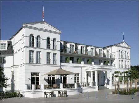 Strandhotel- Steigenberger