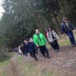 Spargelmenü für Wanderfreunde