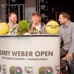 24. GERRY WEBER OPEN mit Kult-Komiker Otto Waalkes – Impressionen