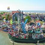 50. Regatta der Krabbenkutter in Neuharlingersiel vom 22. bis 24. Juli 2016