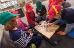 Die Dinosaurier und das Thema Naturkunde stehen in den Sommerferien im Mittelpunkt der Sonderaktionen im LWL-Museum für Naturkunde.  Foto: LWL/Steinweg