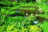 Der Garten Arendt, Ortsteil Wüsten