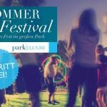 """Sommerfestivals  im  """"Gräflicher Park""""  Bad Driburg"""