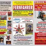 TRUCK TREFF in KAUNITZ vom 11. – 14. August 2016