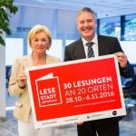 """30 Lesungen, 20 Orte, 10 Tage: Gütersloh wird wieder zur """"Lesestadt"""""""