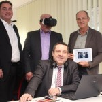 Neuer Standort: Selbstlernzentrum Bad Salzuflen im Kurgastzentrum offiziell eröffnet